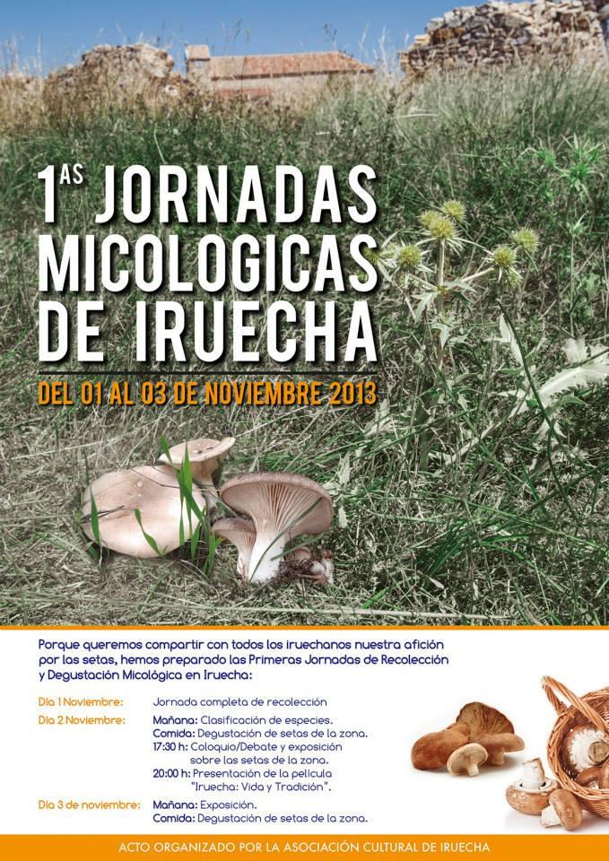 Jornadas Micologicas 2013